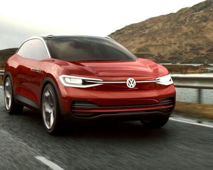 Новый электрический кроссовер Volkswagen показали в Лос-Анджелесе