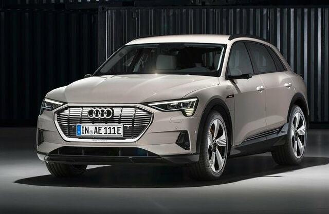 Первый серийный электрокар Audi - кроссовер e-tron quattro - поступил в продажу