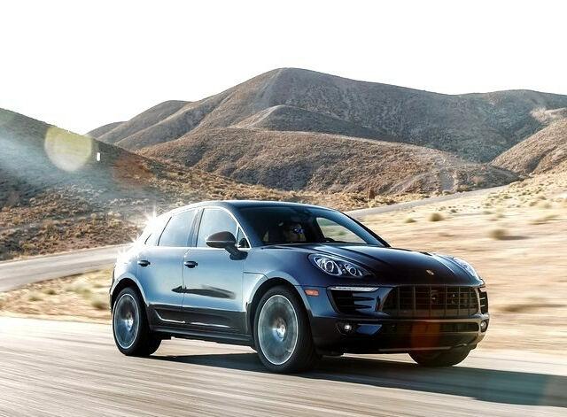 Porsche готовит в серию электрокроссовер с дальностью хода 500 км