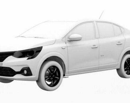 Новый бюджетный седан Renault Taliant