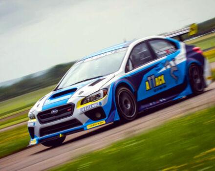 Subaru WRX STI – снова рекордсмен острова Мэн