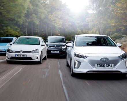 Топ-10 лучших электромобилей и гибридов по цене ниже $40 тыс