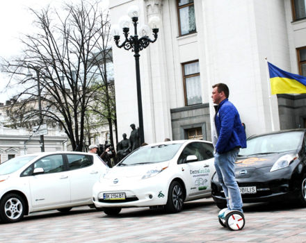 Украинских водителей освободят от важного налога