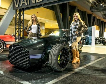 Vanderhall Edison2: трехколесный электромобиль с динамикой мощного спорткара