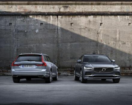 Volvo S90 и V90 получили программу оптимизации от Polestar