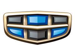 Официальный логотип марки Джили (Geely) на AutoMoto.ua