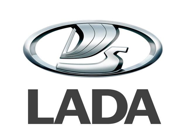 Офіційний логотип марки Лада (Lada) на AutoMoto.ua