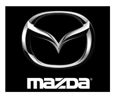 Официальный логотип марки Мазда (Mazda) на AutoMoto.ua