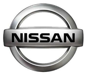 Официальный логотип марки Ниссан (Nissan) на AutoMoto.ua
