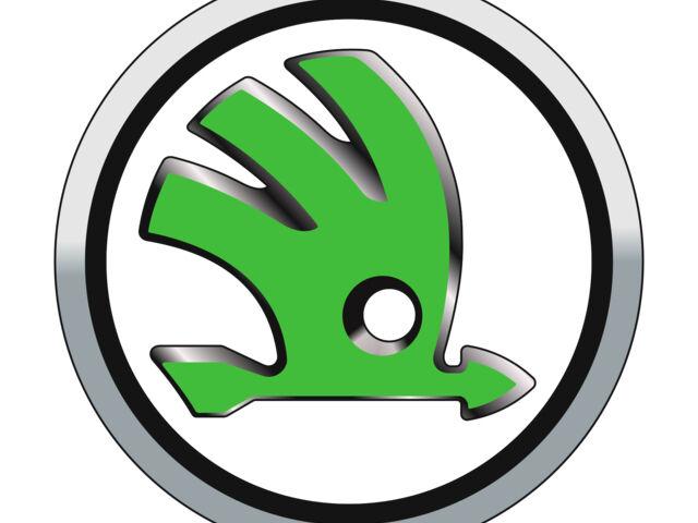 Официальный логотип марки Шкода (Skoda) на AutoMoto.ua