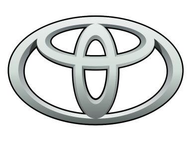 Офіційний логотип марки Тойота (Toyota) на AutoMoto.ua