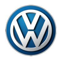 Офіційний логотип марки Фольксваген (Volkswagen) на AutoMoto.ua