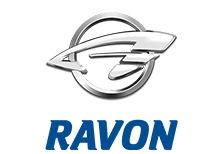 Офіційний логотип марки Равон (Ravon) на AutoMoto.ua