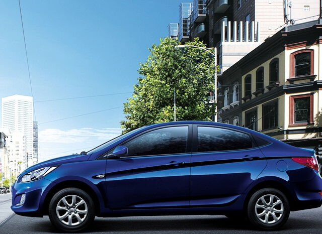 Новый автомобиль Хендай Акцент от 13575$ на AutoMoto.ua
