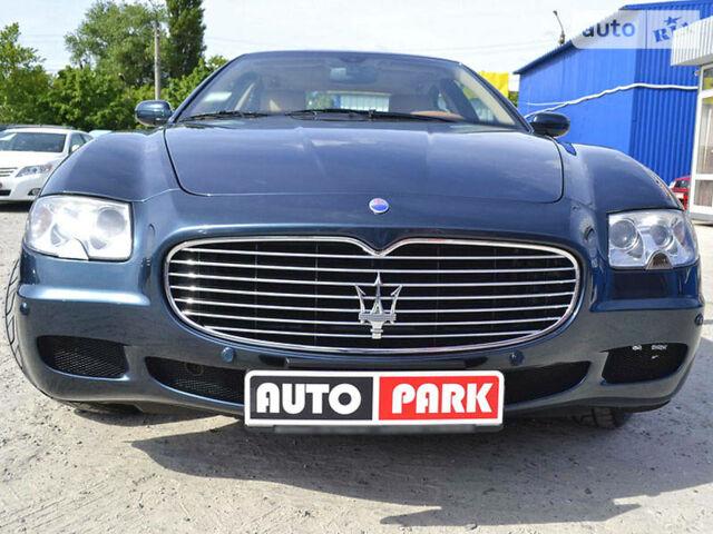 Новый автомобиль Мазерати Кватропорте от 118841$ на AutoMoto.ua