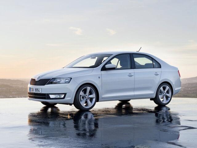 Новый автомобиль Шкода Рапид от 15417$ на AutoMoto.ua