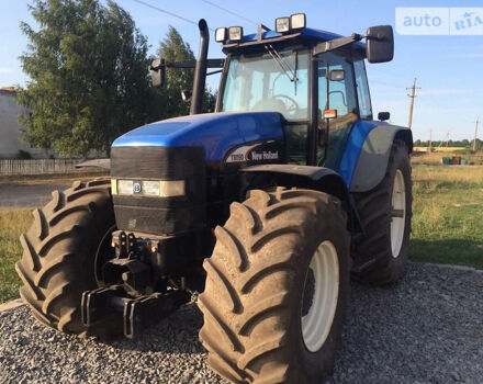 New Holland TM