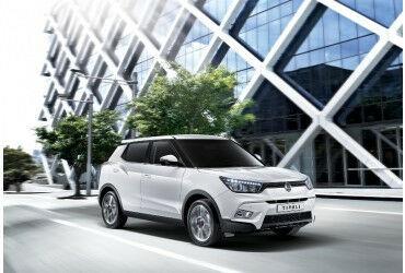 Новый автомобиль Cанг Йонг Тиволи от 22567$ на AutoMoto.ua