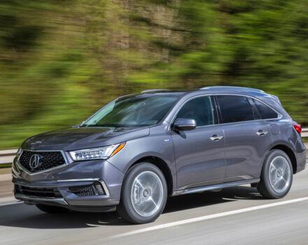 Как мы тестировали Acura MDX 2020