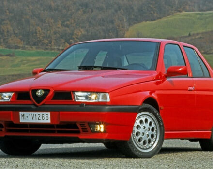 Alfa Romeo 155 null