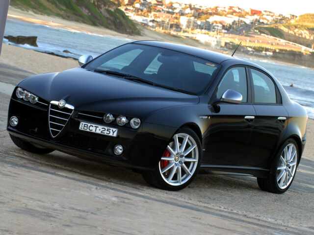Alfa Romeo 159 null