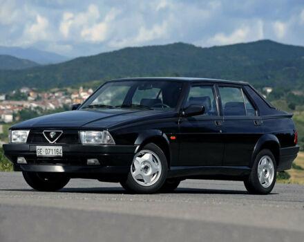Alfa Romeo 75 null