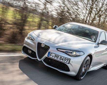 Як ми тестували Alfa Romeo Giulia 2019