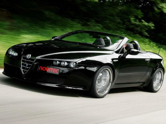 Alfa Romeo Spider null