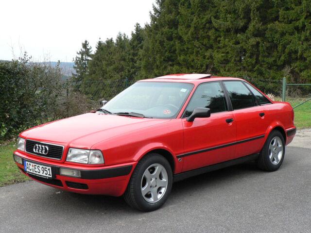 Как мы тестировали Audi 80
