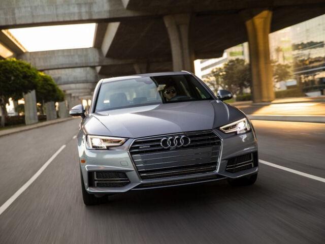 Як ми тестували Audi A4 2018