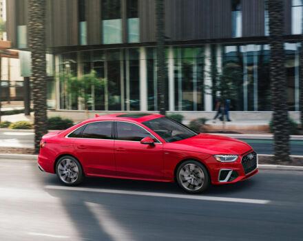 Як ми тестували Audi A4 2020