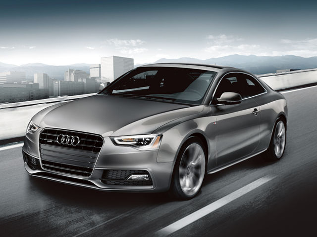 Как мы тестировали Audi A5 2016