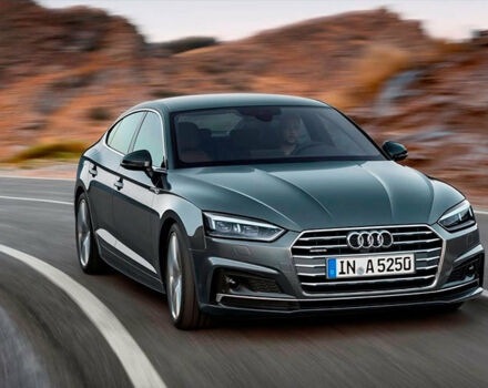 Audi A5 2017
