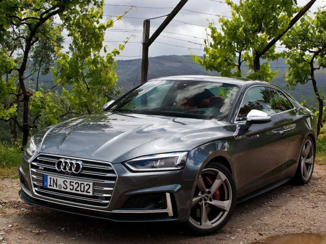 Як ми тестували Audi A5 2018