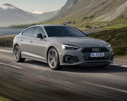 Як ми тестували Audi A5 2020