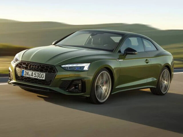 Новая Audi A5 2021 найдено на автобазаре AutoMoto.ua