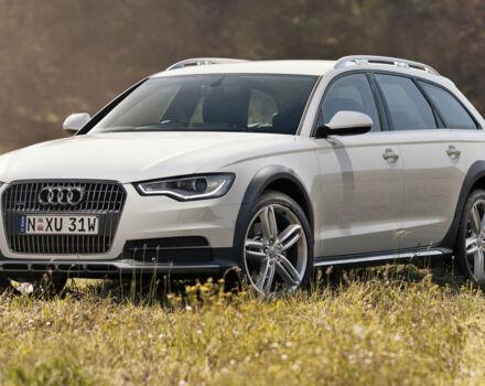 Як ми тестували Audi A6 Allroad 2016