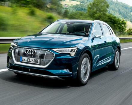 Купить новый автомобиль Audi e-tron 2021 на автобазаре AutoMoto.ua