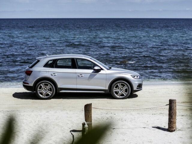 Як ми тестували Audi Q5 2017