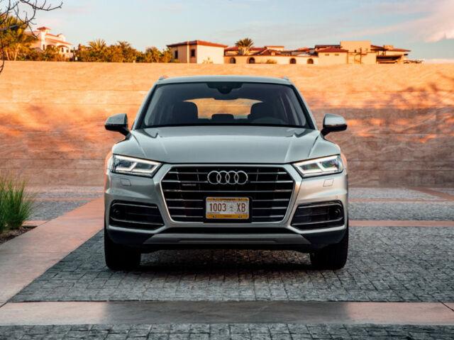 Як ми тестували Audi Q5 2018