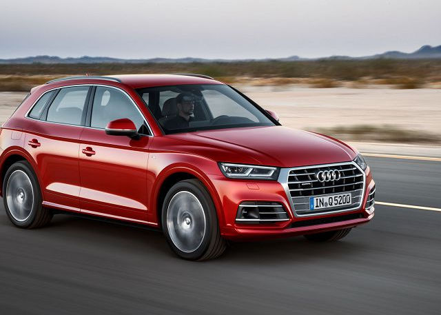 Як ми тестували Audi Q5 2019