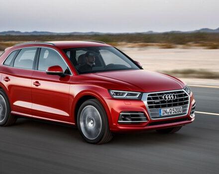 Как мы тестировали Audi Q5 2019