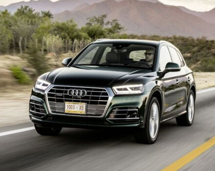 Как мы тестировали Audi Q5 2020