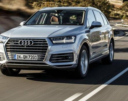 Як ми тестували Audi Q7 2018