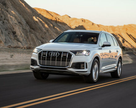 Купить новый автомобиль Audi Q7 2021 года на автобазаре AutoMoto.ua
