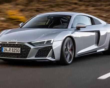 Как мы тестировали Audi R8 2020