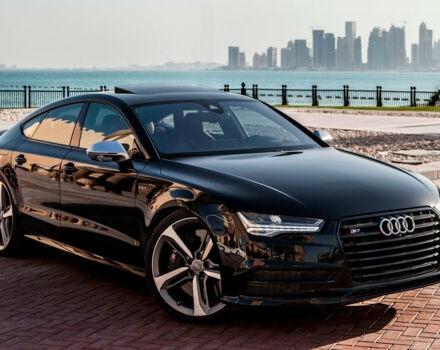 Audi S7 2017