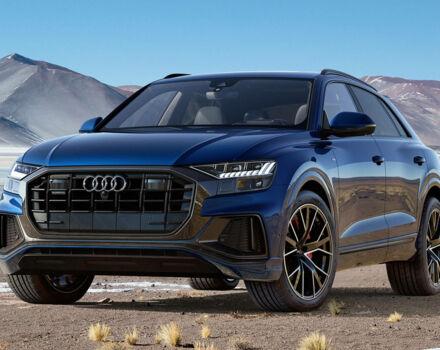 Как мы тестировали Audi Q8 2019