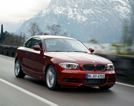 BMW 1 Series null