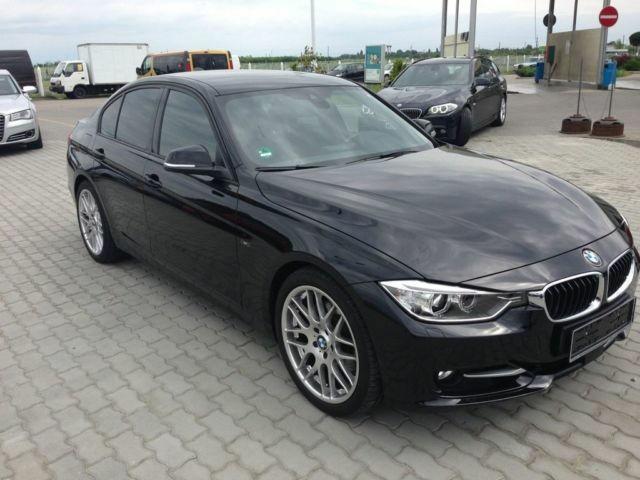 BMW 330 2016
